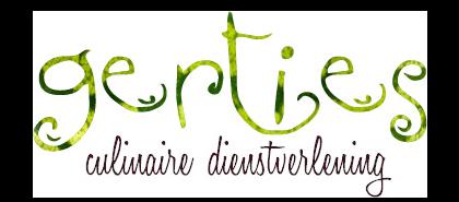 Gerties culinaire dienstverlening